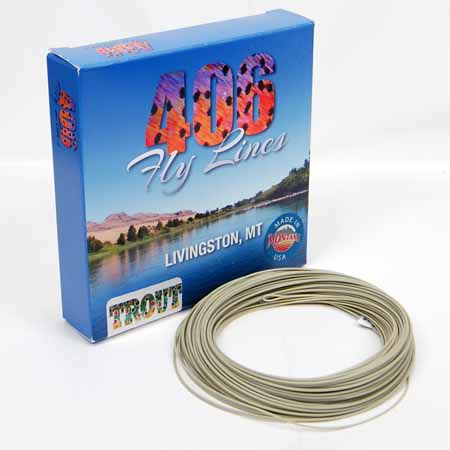 406 Fly Line