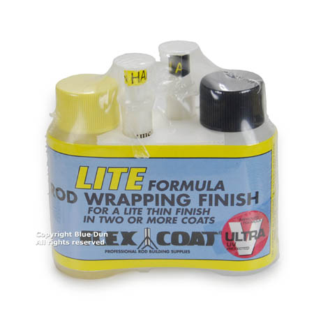 LITE FORMULA FINISH 2oz w/syringes